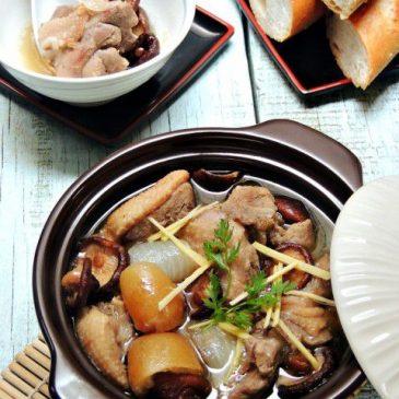 Độc lạ món vịt hầm chanh muối